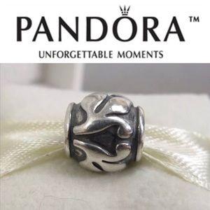 790493 Retired Pandora Friendly Florets Bead